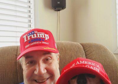 Chloe The Trump Fan